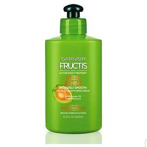 Garnier Fructis sleek and shine conditioning cream